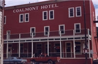 Coalmont Hotel - click for larger image