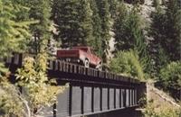 Trout Creek Bridge #2 - click for larger image