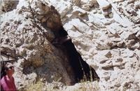 Old mine shaft - click for larger image