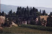 Trout Creek Bridge - click for larger image